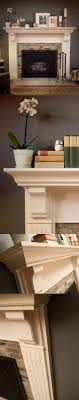 Timeless Decorating Style 17 Best Ideas About Fireplace Mantel Decorations On Pinterest