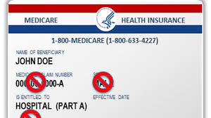 And Card Scam New Medicare Triggers Warnings