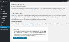 wordpress plugin ads txt guru