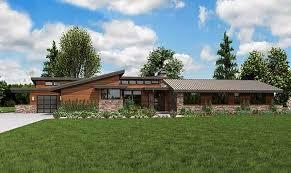 Contemporary Ranch Homes