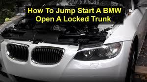 BMW Convertible bmw 330xi 2010 : How to jump start a BMW E90, 335i, 328, etc. - VOTD - YouTube