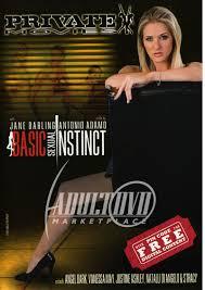Private Movies 34 Basic Sexual Instinct DVD Private