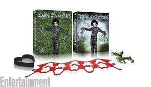 edward scissorhands th anniversary blu ray announced