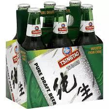 Tsingtao Beer, Pure Draft | Lagers | Foodtown