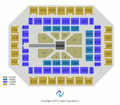 Columbus Civic Center Wwe Seating Chart Wesbanco Arena Formerly Wheeling Civic Center Seating Chart