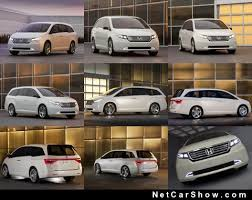 Maybe you would like to learn more about one of these? Honda Odyssey Concept 2010 Pictures Information Specs