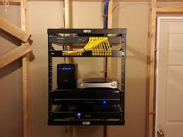 Home Networking Adventure Logs Tech And Cable Home Network Closet Design