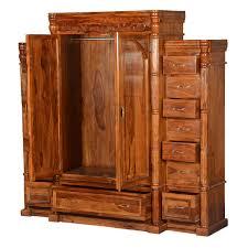 royal elizabethan solid wood 15 drawer wardrobe armoire wood wardrobe cabinet plans