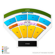 Toyota Music Factory Irving Texas Seating Chart Pavilion At The Music Factory Tickets