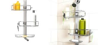 stainless steel shower caddy stainless steel
