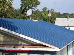 Metal Roofing Compatibility Chart Comparison Of Metal Choices For Roofing Systems