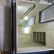 china powder coating machine plant