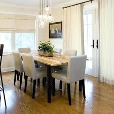 over the table lighting. Kitchen Table Lighting Ideas Best Over On Round Farmhouse The P