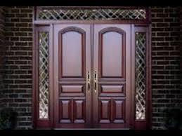 unique front door designs. Big Front Door Design, Entrances On Pinterest | Wooden - YouTube Unique Designs