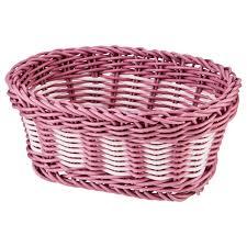 <b>Корзинка Цветное Плетение</b> 17*12*7 См - купить по цене 110 ...