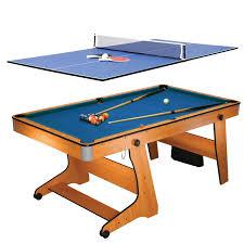 bce 6ft folding pool table table tennis fp6tt bce folding pool table tennis table all round fun