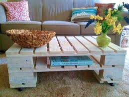 used pallet furniture. low rustic table diy furniture from euro pallets 101 craft ideas for wood used pallet e