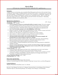 Walmart Department Manager Job Description For Resume