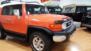 2014 Toyota FJ Cruiser For Sale~Rare Magma~ONLY 55 Miles! - YouTube