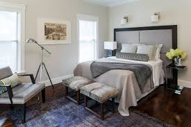 perfect bedroom wall sconces. Beige Wall For Nice Transitional Bedroom Design With Ideas Men And Gray Bedding Also Striped Pillow Plus Benches Sconces Perfect O