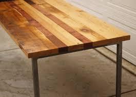fabulous reclaimed wood desk ideas
