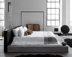 contemporary loft furniture. Open Bedroom In A Converted Industrial Loft Venice Contemporary Furniture