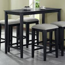 High Tables For Kitchens Fine Decoration Monarch Specialties Dining Table Bold Design Ideas