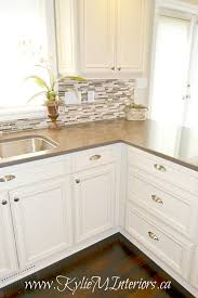 Travertine Floors In Kitchen Dark Kitchen Cabinets With Travertine Floors Quicuacom