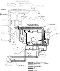 Chrysler truck town country 2wd 3l mfi ohv 6cyl repair engine vacuum schematic federal emissions