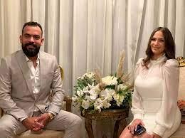 5 معلومات عن المذيعة ميرهان عمرو خطيبة خالد عليش - قناة صدى البلد