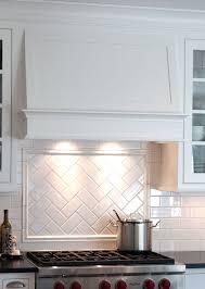 White Glass Subway Tile Backsplash subway tile backsplash design home design 3561 by xevi.us