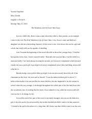 fahrenheit essay yesenia yegohian p clearly now  2 pages bwlow essay