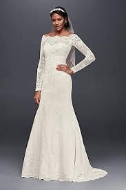 off the shoulder wedding dresses gowns david s bridal