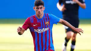 Video: Erstes Tor von Yusuf Demir für Barcelona gegen Stuttgart - Fussball  - International - Spanien
