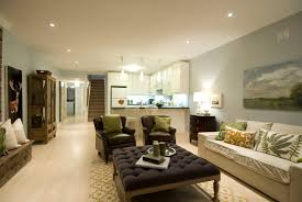 Living Room And Kitchen Color Home Decoration Accessories Create Spacious Floor Plan With