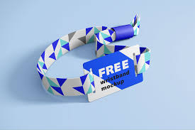 Whether you're a global ad agency or a freelance graphic designer, we have the vector graphics to. Festival Wristband Mockup Free Free Psd Mockups Template Promockups