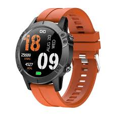 <b>ARMOON Smart Watch T11</b> Alloy Case Round Touch Sports Music ...