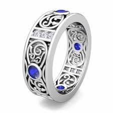 mens celtic knot wedding bands. customize celtic wedding band ring for men with gemstones and diamonds mens knot bands k