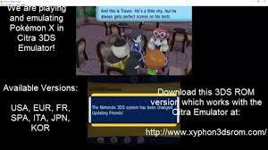 Download Pokemon Xy 3ds Emulator - taxfasr