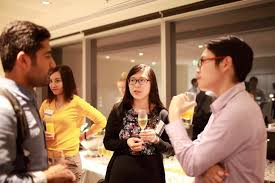 it is also an opportunity for new graduates and cur students to develop invaluable networking skills and allow them to learn about career paths
