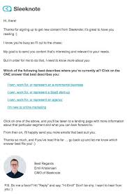 7 Welcome Email Templates For Nurturing New Customers Nutshell