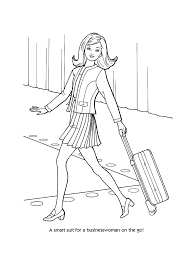 Small Picture Barbie fashion coloring pages 57 Barbie Fashion Kids