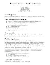 Technical Resume Objective Examples Accounting Resume Objective Examples 48