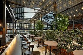 renaissance new york midtown hotel rooftop patio