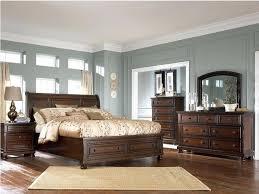 Brown Furniture Bedroom Decor Dark Brown Wood Bedroom Furniture With ...