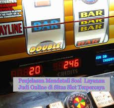 Situs Bandar Judi Online Terlengkap Bola, Slot, Casino, Poker - trumpets  jazz club