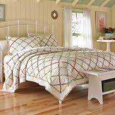 Laura Ashley Bedroom Chairs Laura Ashley Home Ruffled Garden Reversible Quilt Reviews Wayfair