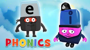 Phonics - Learn to Read | <b>Magic Letters</b> | Letter Teams | Alphablocks ...