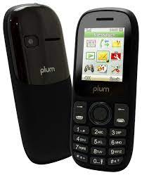Plum Slick with 32MB Memory Cell Phone ...