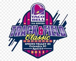 taco bell logo transparent. Simple Logo Taco Bell Logo Brand Font  Purple For Transparent E